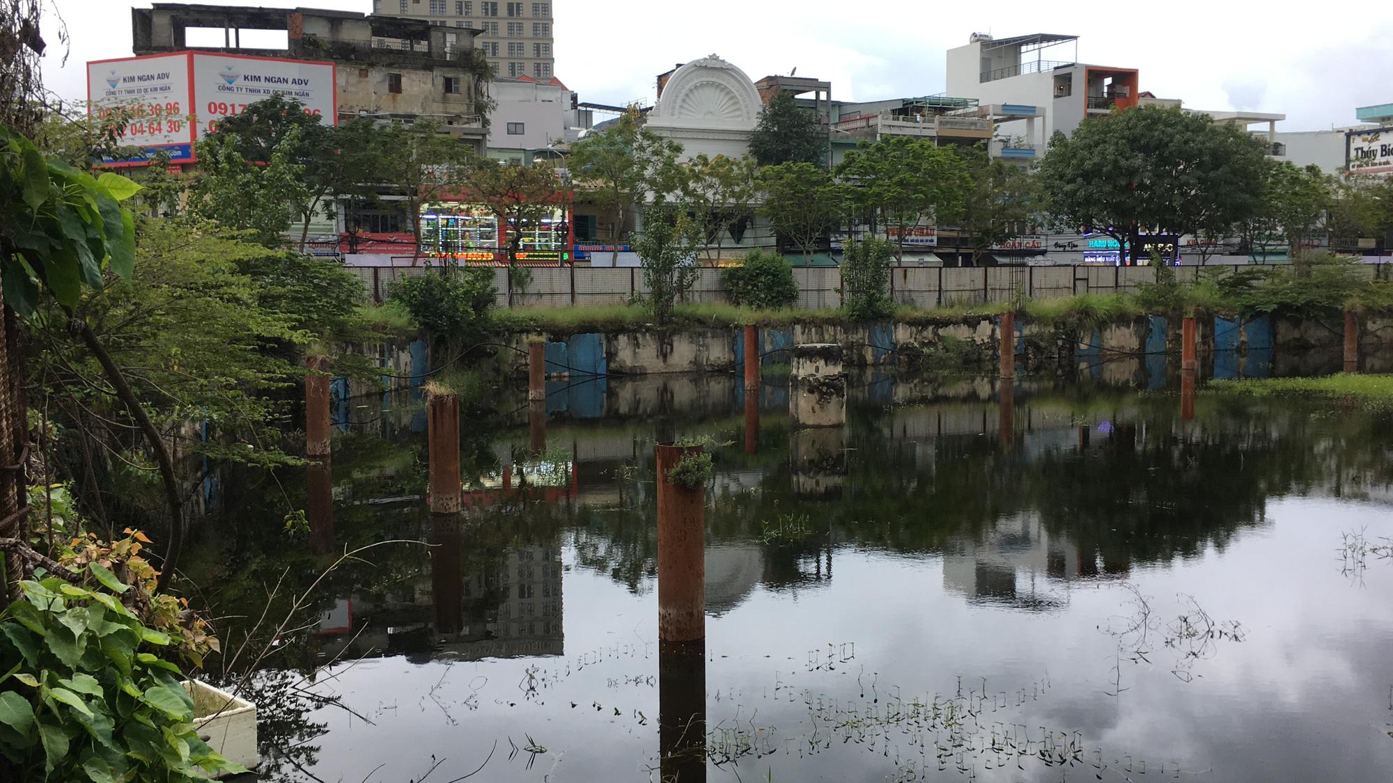 Hai khu đất làm vườn dạo, bãi đỗ xe ngầm trung tâm Đà Nẵng bao giờ 'khởi động'? - Ảnh 3.
