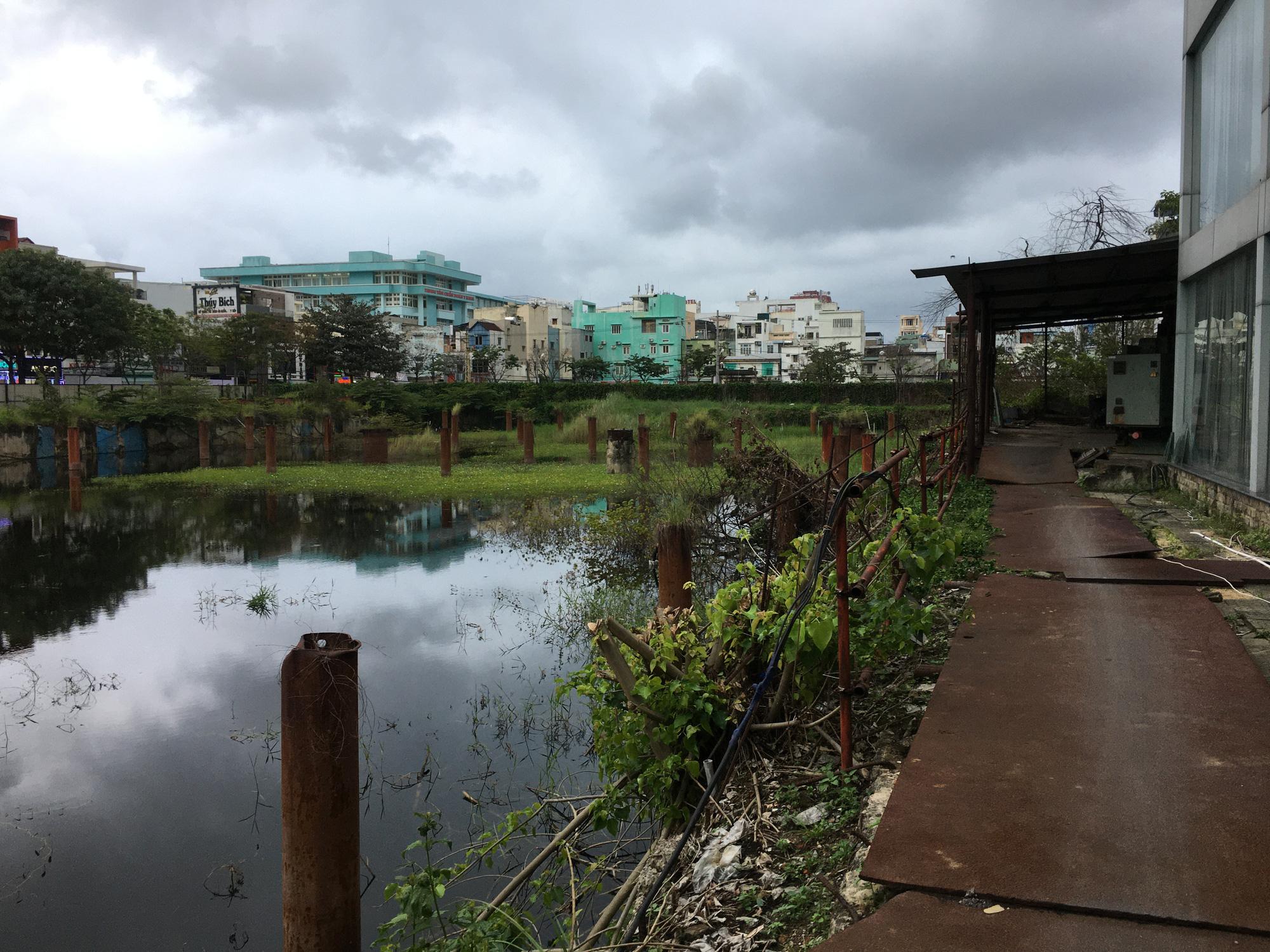 Hai khu đất làm vườn dạo, bãi đỗ xe ngầm trung tâm Đà Nẵng bao giờ 'khởi động'? - Ảnh 4.