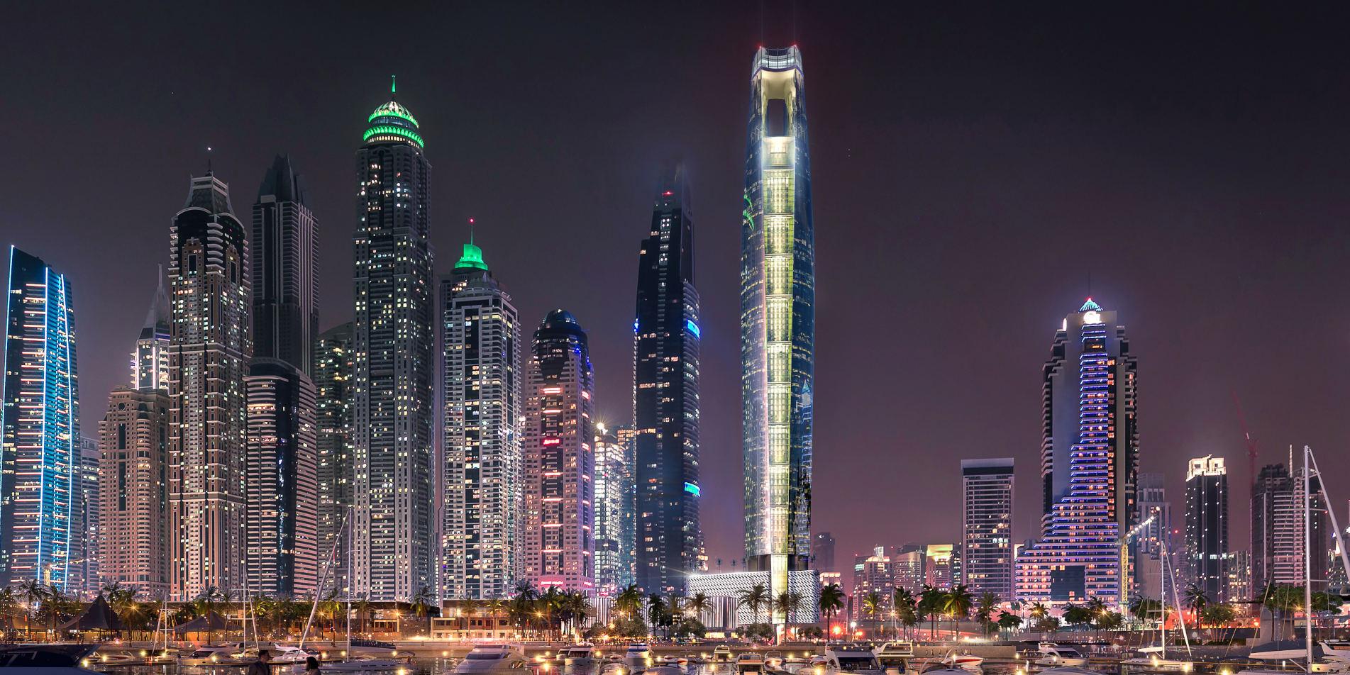 Chiêm ngưỡng siêu khách sạn cao nhất thế giới tại Dubai - Ảnh 7.