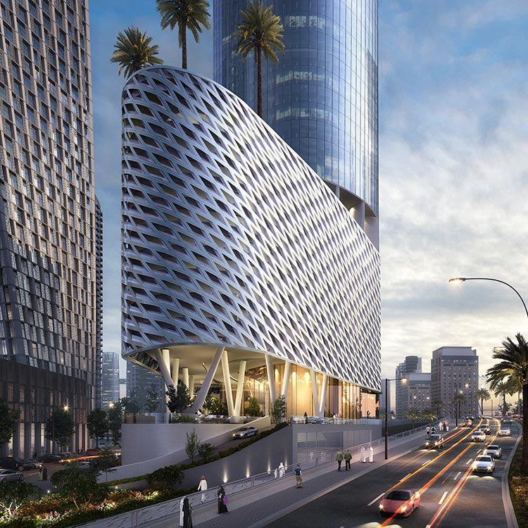 Chiêm ngưỡng siêu khách sạn cao nhất thế giới tại Dubai - Ảnh 6.