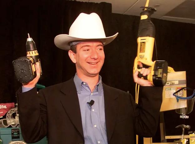 Jeff Bezos vừa bước sang tuổi 56: Cùng nhìn lại cuộc đời của người đàn ông giàu nhất thế giới - Ảnh 4.