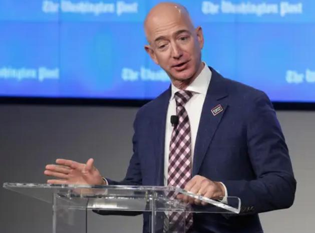 Jeff Bezos vừa bước sang tuổi 56: Cùng nhìn lại cuộc đời của người đàn ông giàu nhất thế giới - Ảnh 28.