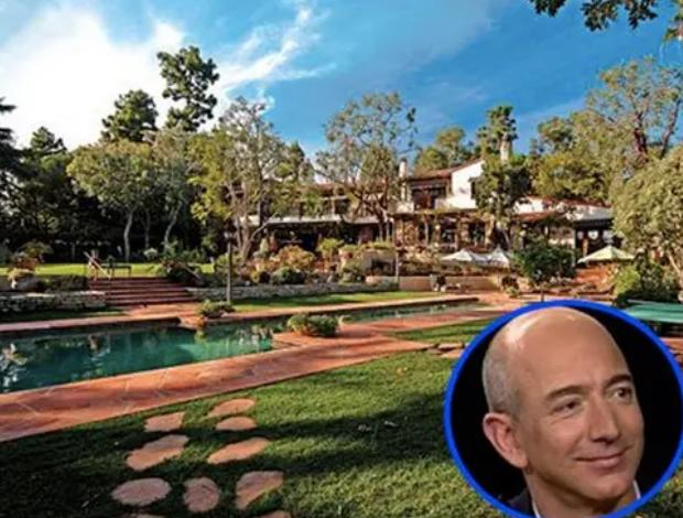 Jeff Bezos vừa bước sang tuổi 56: Cùng nhìn lại cuộc đời của người đàn ông giàu nhất thế giới - Ảnh 33.