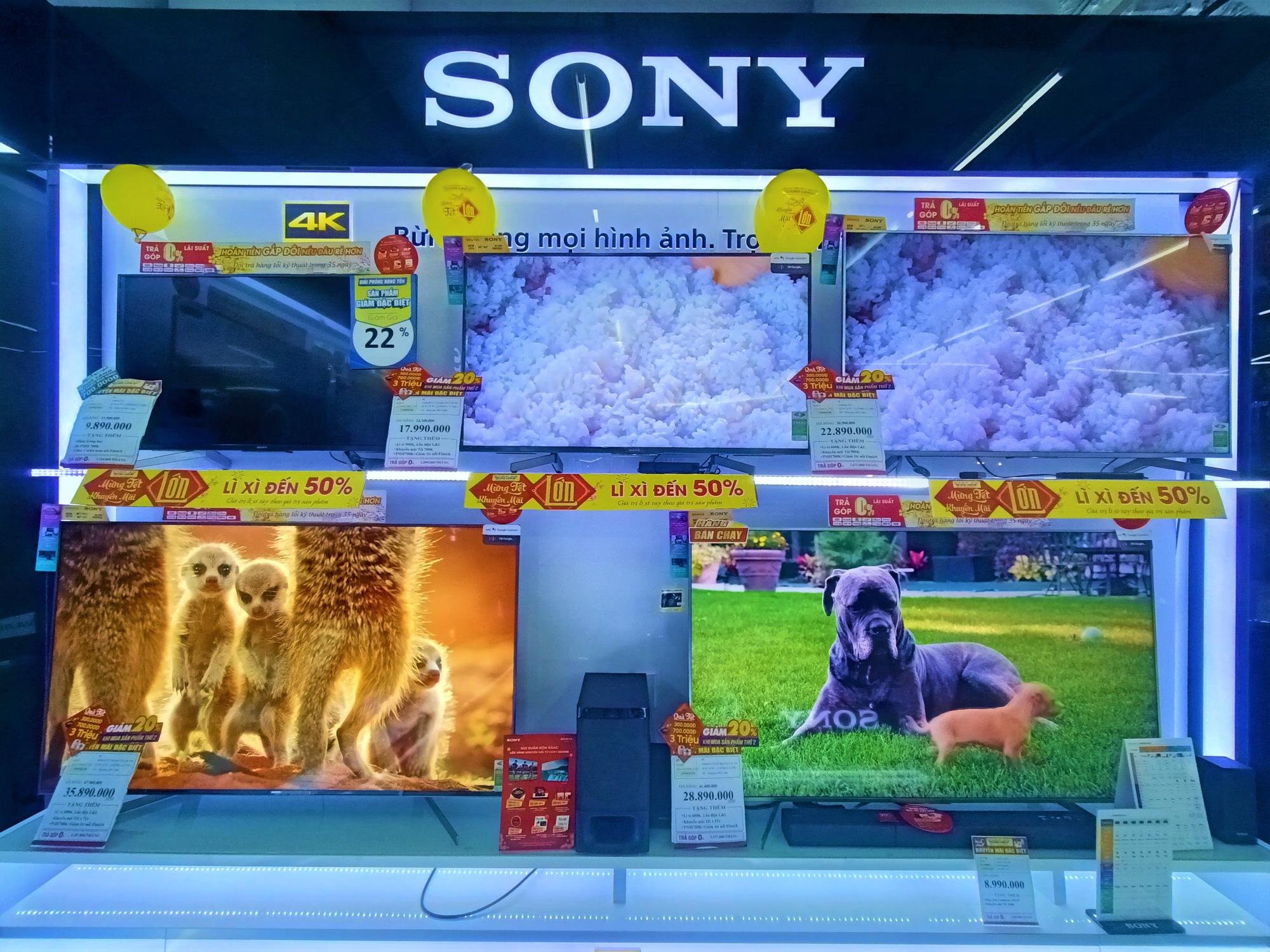 Tivi giảm giá tuần này: Ưu đãi ngập tràn để kích cầu mua sắm trong dịp cận Tết - Ảnh 4.