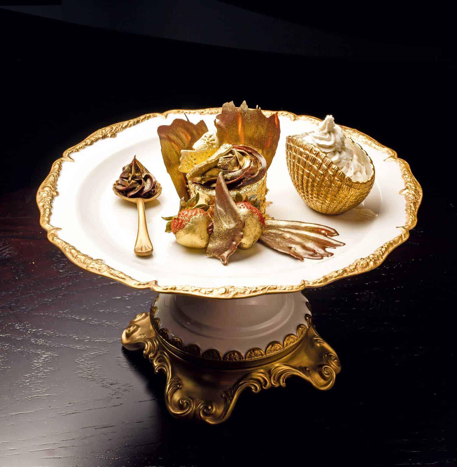 Các món tráng miệng đắt đỏ nhất thế giới - Ảnh 6.