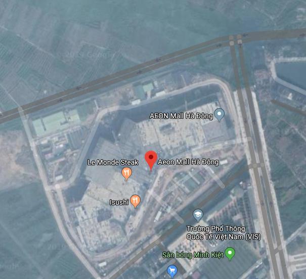 Hà Nội phê duyệt điều chỉnh, bổ sung đất cho Aeon Mall Hà Đông - Ảnh 3.