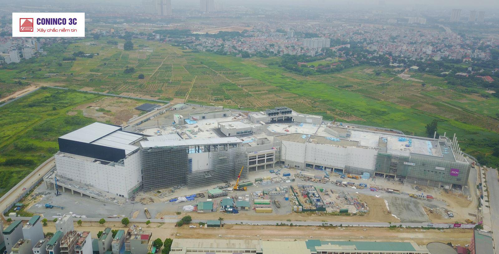Hà Nội phê duyệt điều chỉnh, bổ sung đất cho Aeon Mall Hà Đông - Ảnh 2.