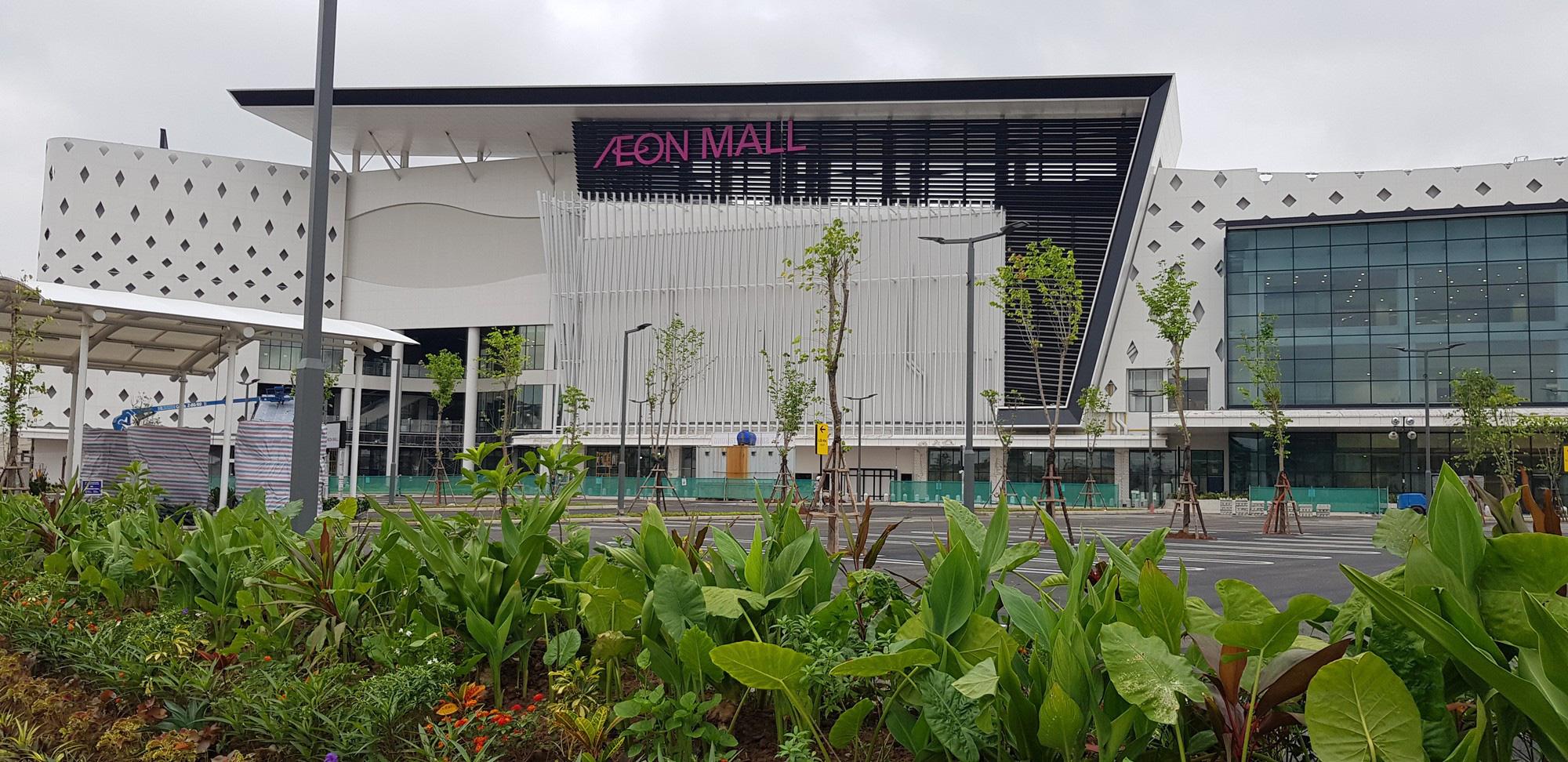 Hà Nội phê duyệt điều chỉnh, bổ sung đất cho Aeon Mall Hà Đông - Ảnh 1.