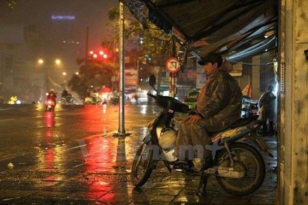 Bắc Bộ sáng và đêm có mưa phùn, sương mù, trời rét - Ảnh 1.