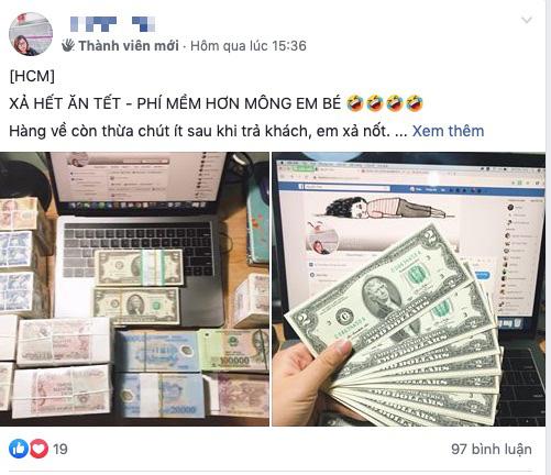 Đổi tiền lẻ cận Tết, đổi 1 triệu mất ngay 4 triệu đồng nhưng vẫn tấp nập - Ảnh 1.