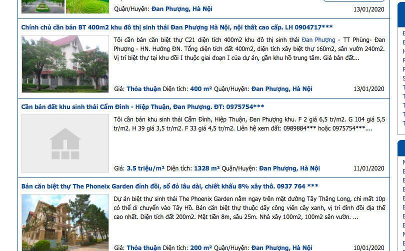Đồn đoán siêu dự án, đất nền Tây Hà Nội lại chực tăng giá - Ảnh 1.