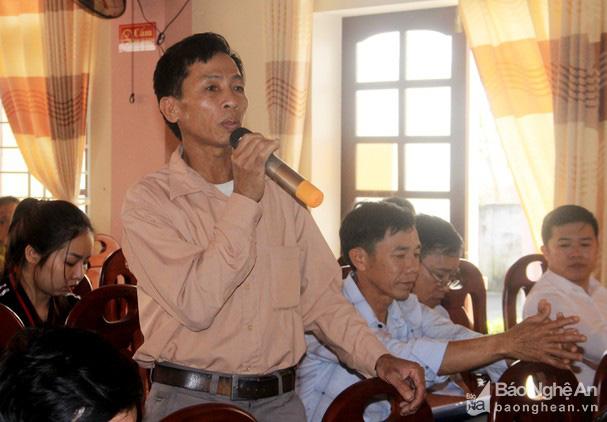 Tỉnh Nghệ An đối thoại với người dân bị ảnh hưởng trong dự án KCN WHA - Ảnh 3.