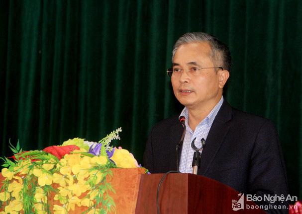 Tỉnh Nghệ An đối thoại với người dân bị ảnh hưởng trong dự án KCN WHA - Ảnh 5.
