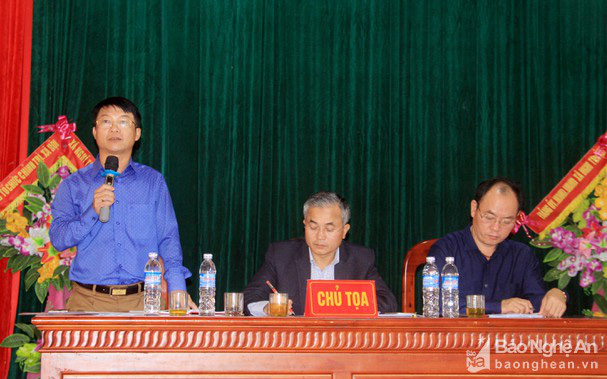 Tỉnh Nghệ An đối thoại với người dân bị ảnh hưởng trong dự án KCN WHA - Ảnh 4.