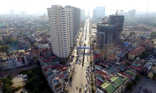 Nguồn cung nhà ở Hà Nội, TP HCM: 59 người mới có một căn hộ - Ảnh 1.