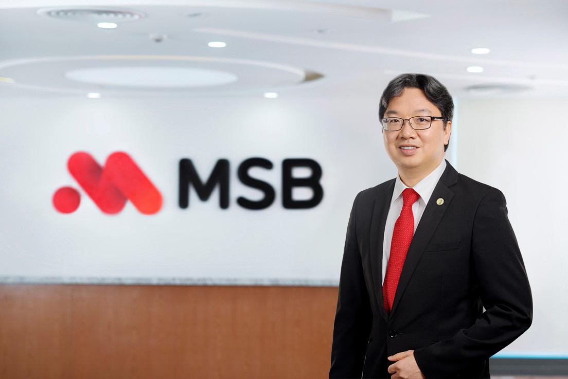 MSB bổ nhiệm hai nhân sự cấp cao vị trí Phó Chủ tịch thường trực HĐQT và Tổng Giám đốc - Ảnh 2.