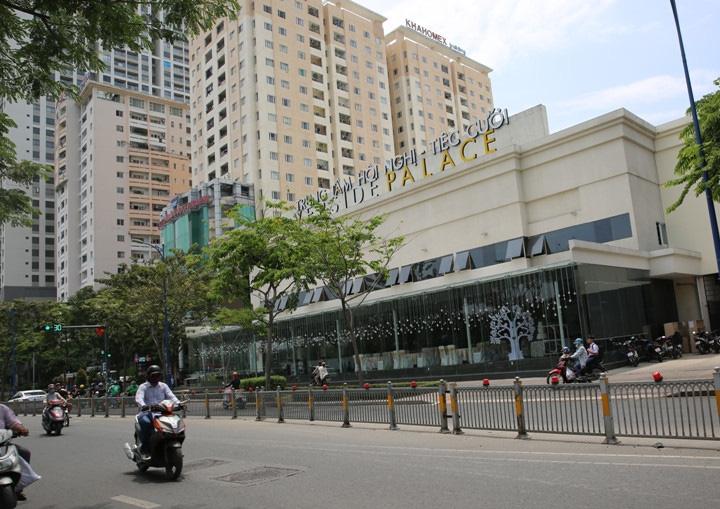 TP HCM đưa ra 3 phương án cưỡng chế nhà hàng Riverside Palace - Ảnh 1.