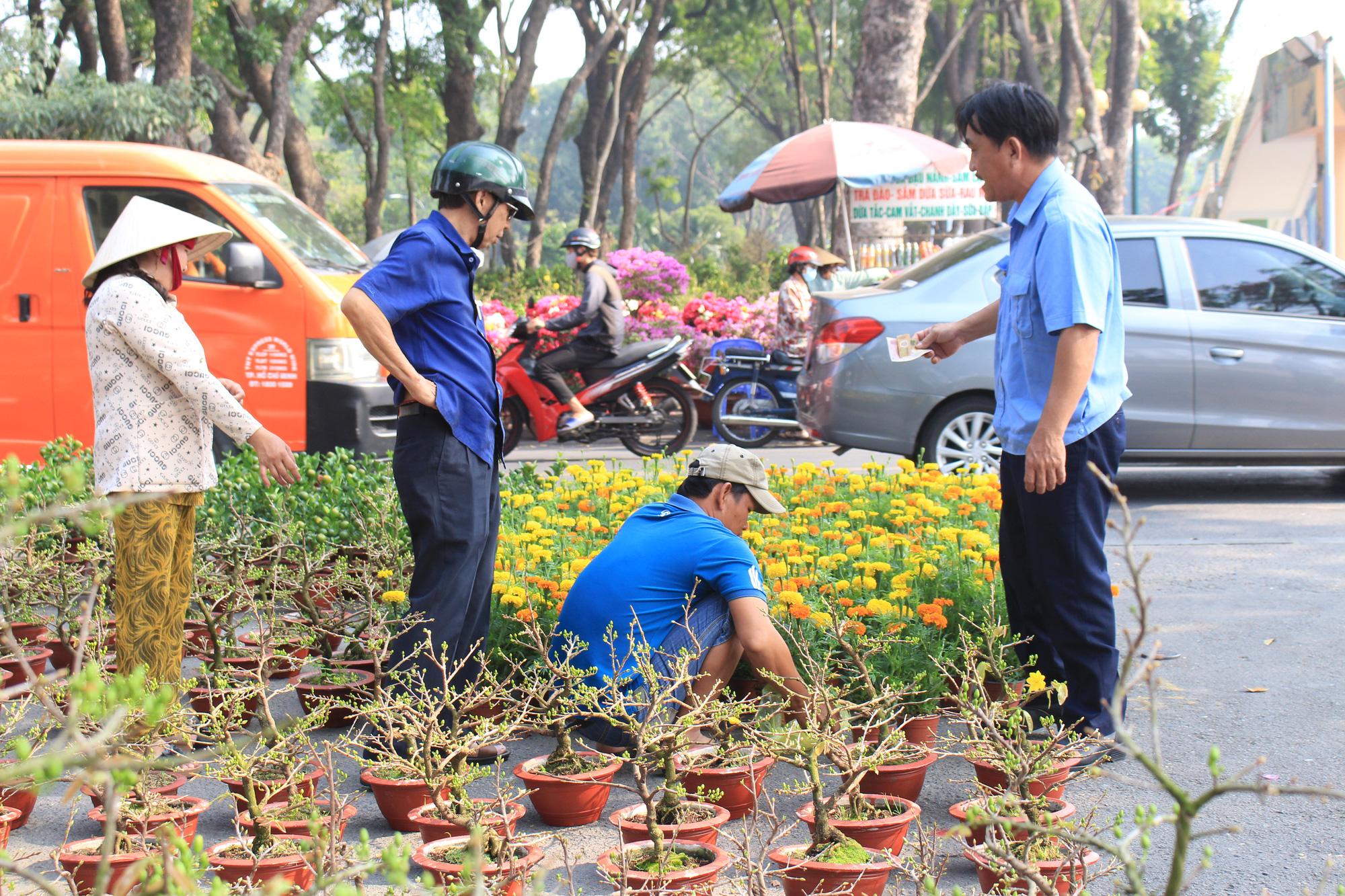 Mai Sài Gòn ồ ạt ra chợ, đi máy bay ra Hà Nội, sang Campuchia với giá hàng chục triệu đồng - Ảnh 8.