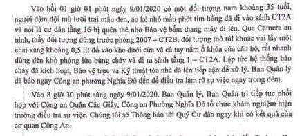 Ở chung cư 'xịn', dân vẫn phát hoảng cảnh người lạ đốt nhà, trộm cướp ghé thăm - Ảnh 2.