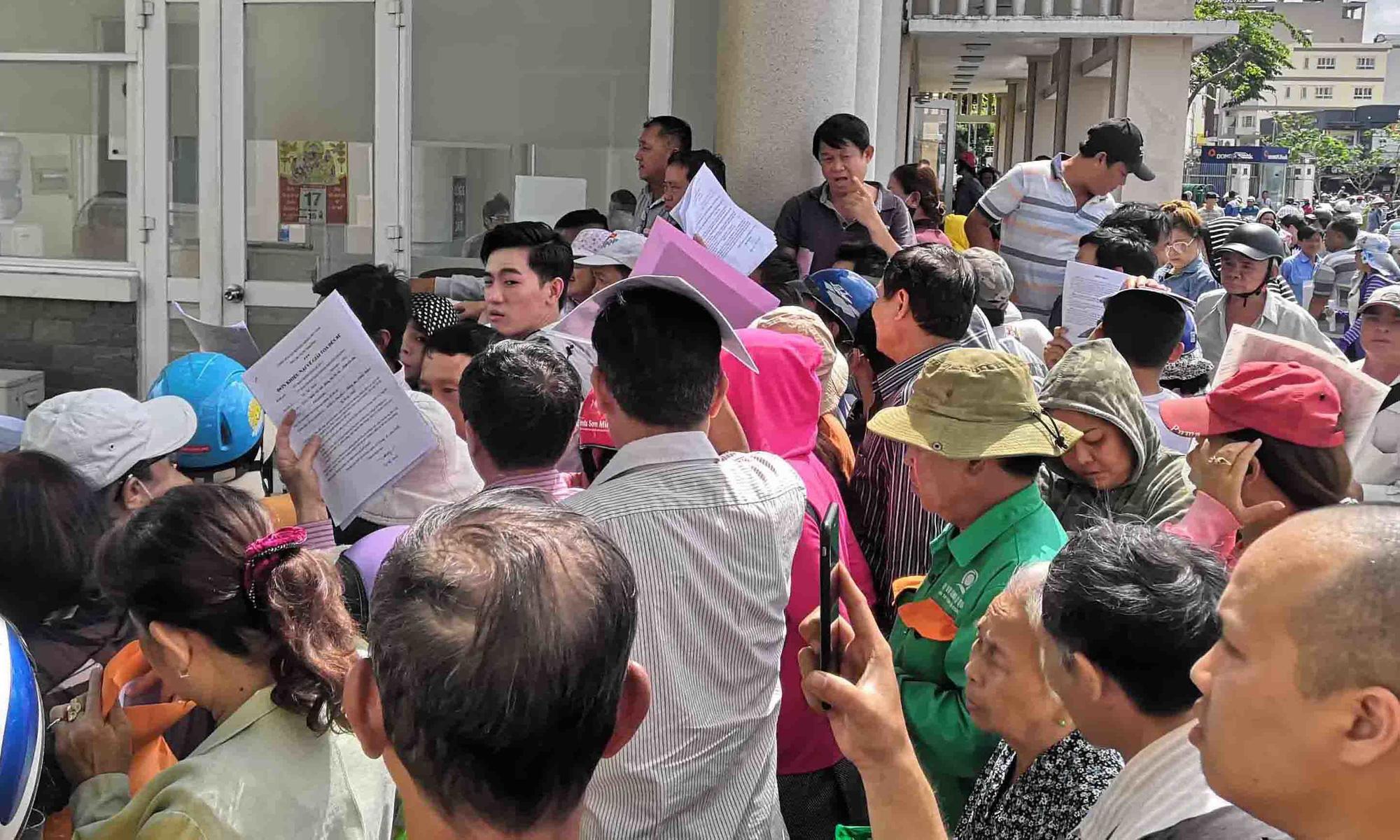 TP HCM chốt lịch đối thoại với dân Thủ Thiêm sau nhiều lần lỡ hẹn - Ảnh 2.