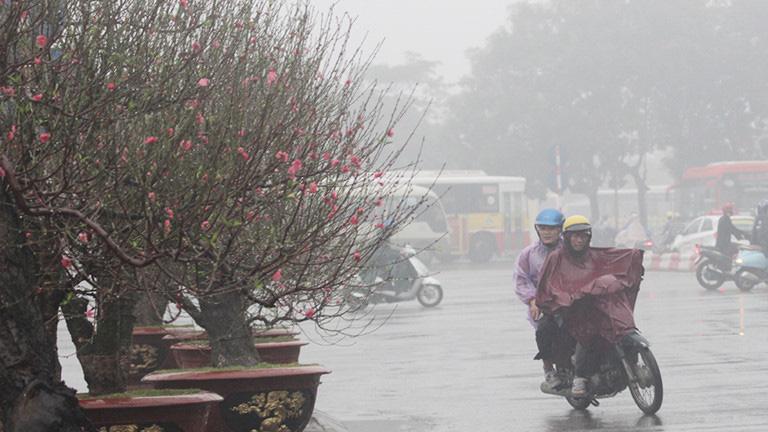 Dự báo thời tiết ngày 25 tháng Chạp Tết Canh Tý 2020: Hà Nội trời rét đậm - Ảnh 1.