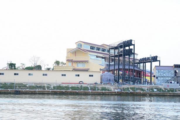 Quảng Nam: Dự án Công viên Ấn tượng Hội An bị điều chỉnh bỏ nhiều hạng mục - Ảnh 1.