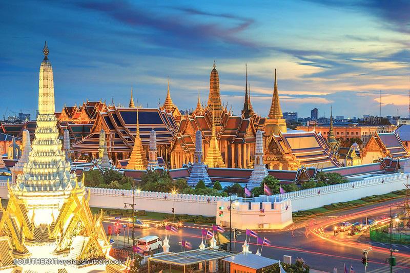 Du lịch Thái Lan: Những ngôi chùa nhất định bạn phải ghé thăm khi tới Bangkok - Ảnh 7.