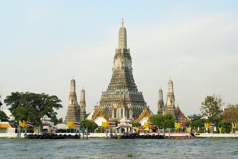Du lịch Thái Lan: Những ngôi chùa nhất định bạn phải ghé thăm khi tới Bangkok - Ảnh 2.