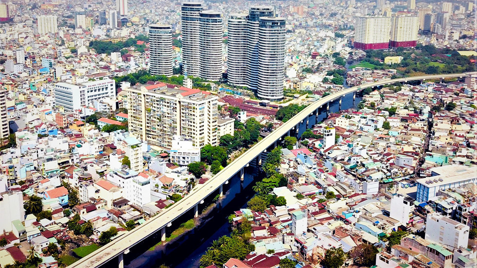 TP HCM rục rịch triển khai tuyến metro số 5 - Ảnh 1.