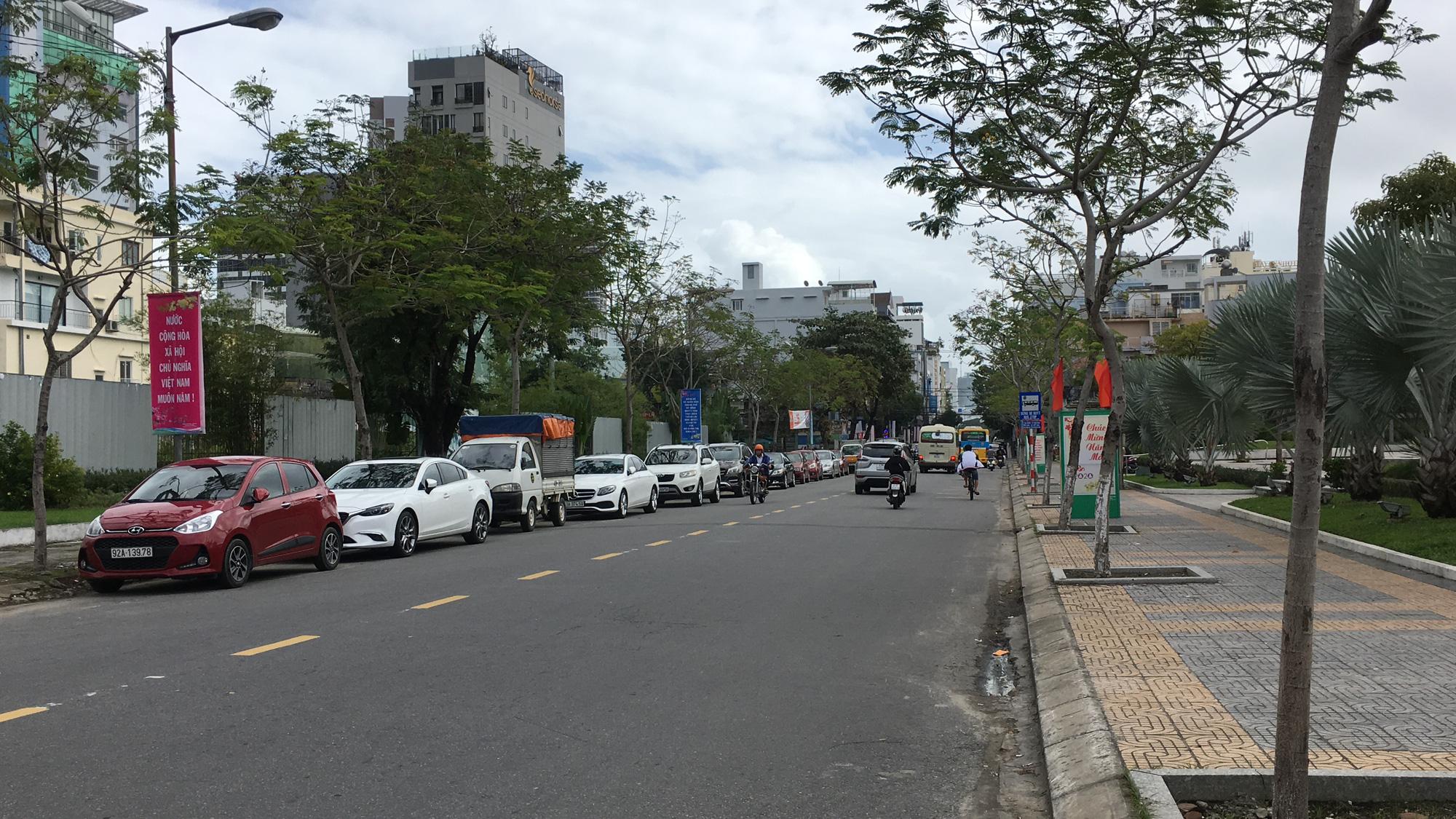Cận cảnh 'đất vàng' Đà Nẵng làm công viên sách, mở rộng công viên APEC - Ảnh 2.
