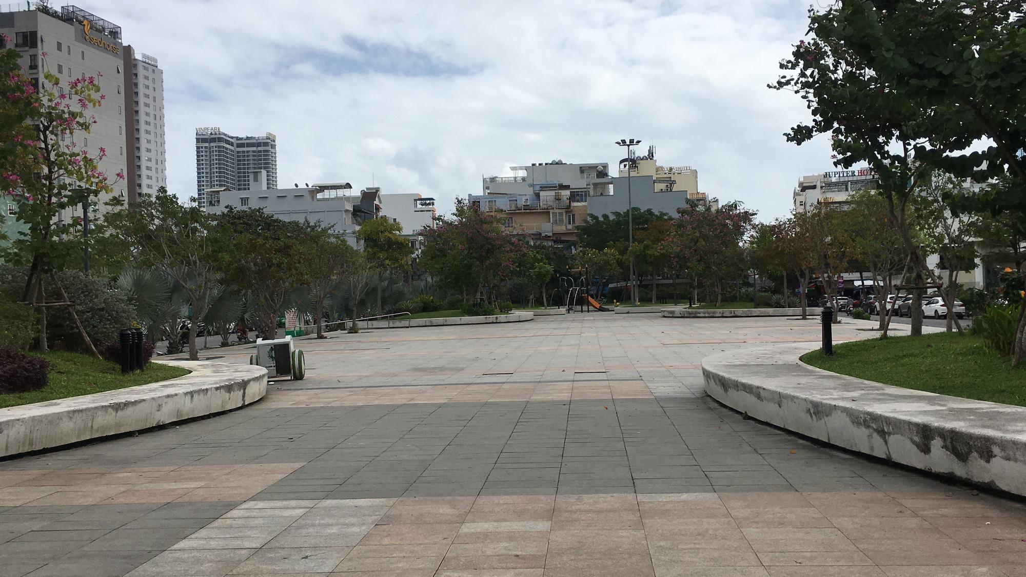 Cận cảnh 'đất vàng' Đà Nẵng làm công viên sách, mở rộng công viên APEC - Ảnh 1.