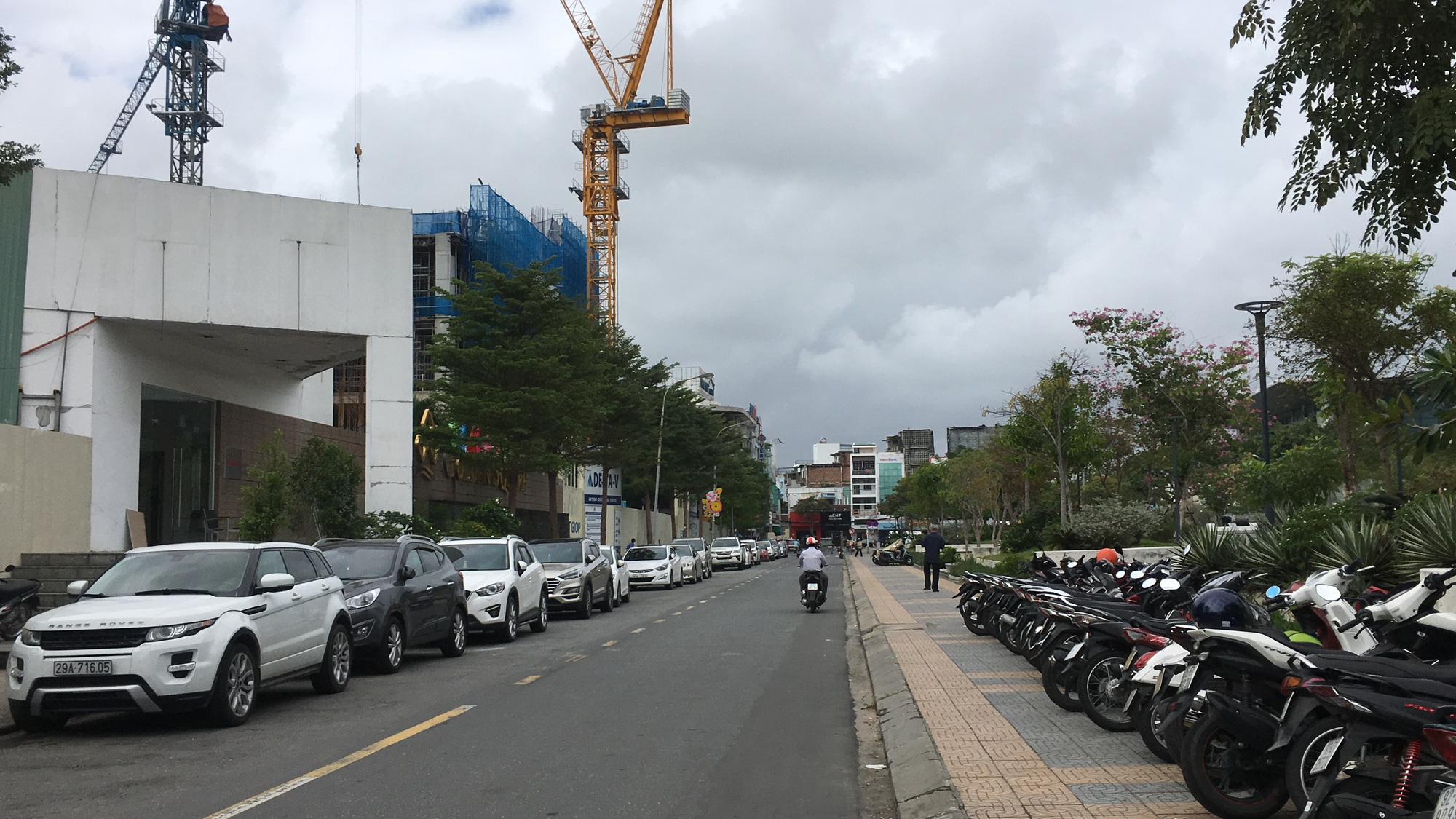 Cận cảnh 'đất vàng' Đà Nẵng làm công viên sách, mở rộng công viên APEC - Ảnh 3.