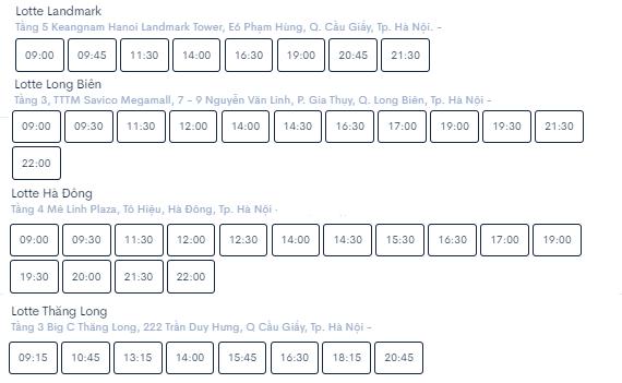 Lịch chiếu phim Mắt Biếc hôm nay (3/1) tại các rạp Hà Nội - Ảnh 6.