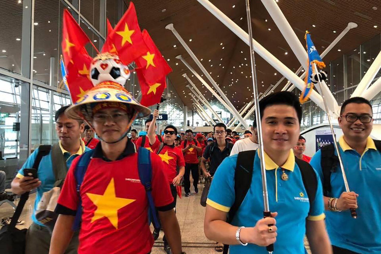So sánh tour du lịch TP HCM - Thái Lan kết hợp cổ vũ U23 Việt Nam trong trận Việt Nam - UAE - Ảnh 1.