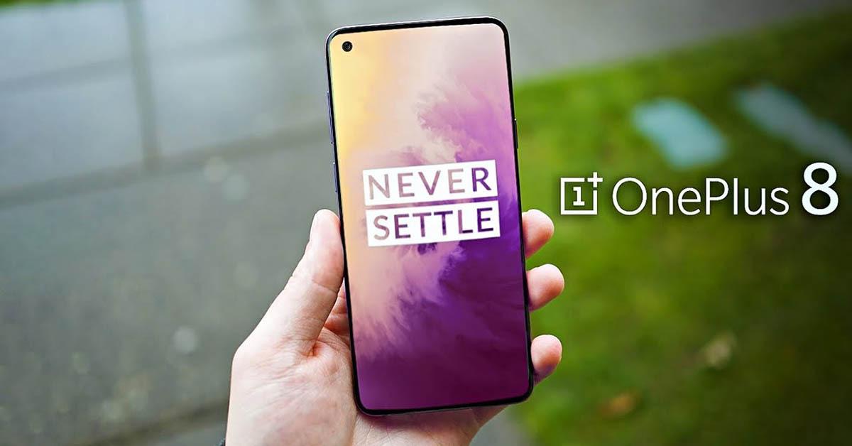 OnePlus 8, chiếc điện thoại đối đầu Galaxy S20 với màn hình 120Hz - Ảnh 3.
