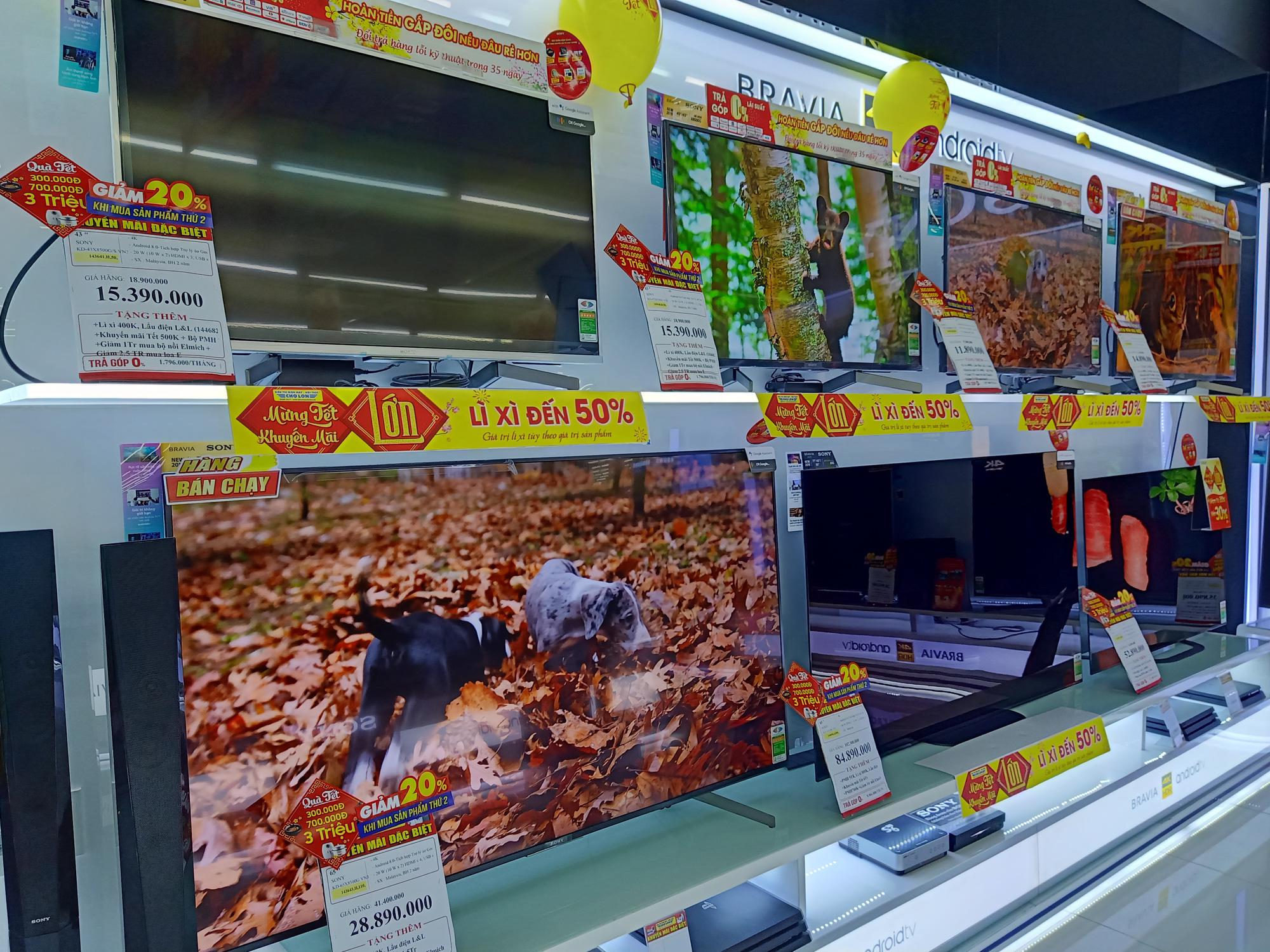 Tivi giảm giá tuần này: Nhiều sản phẩm giá tốt trong dịp cận Tết - Ảnh 3.