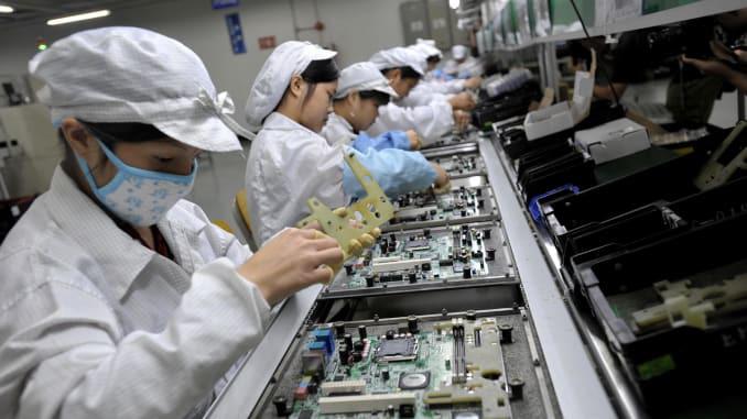 Đối tác của Apple mở nhà máy tại Việt Nam để sản xuất iPhone, iPad? - Ảnh 1.