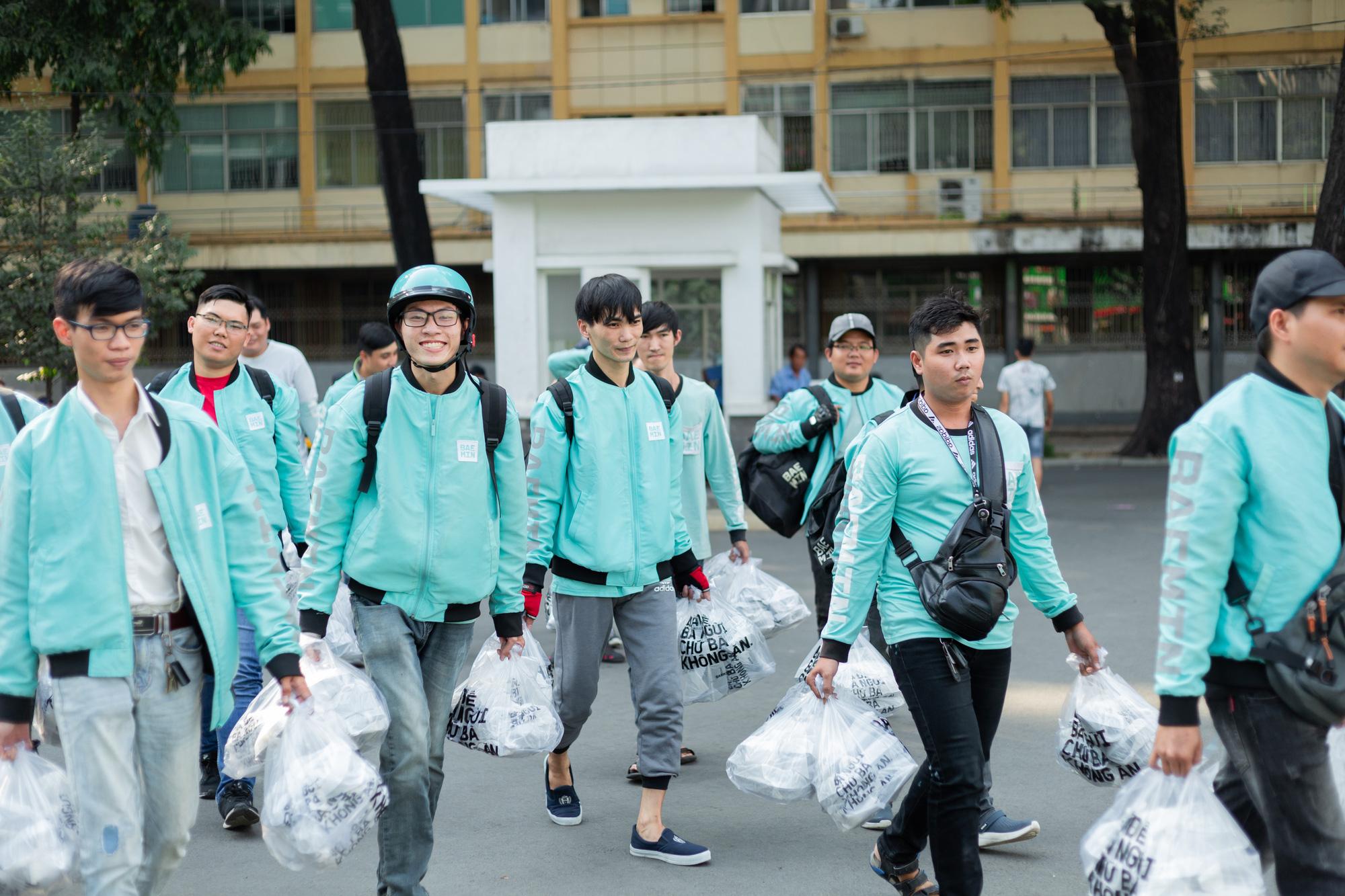 'Ấm bụng đầu năm, Ấm lòng ngày Tết' cùng BAEMIN Việt Nam - Ảnh 2.