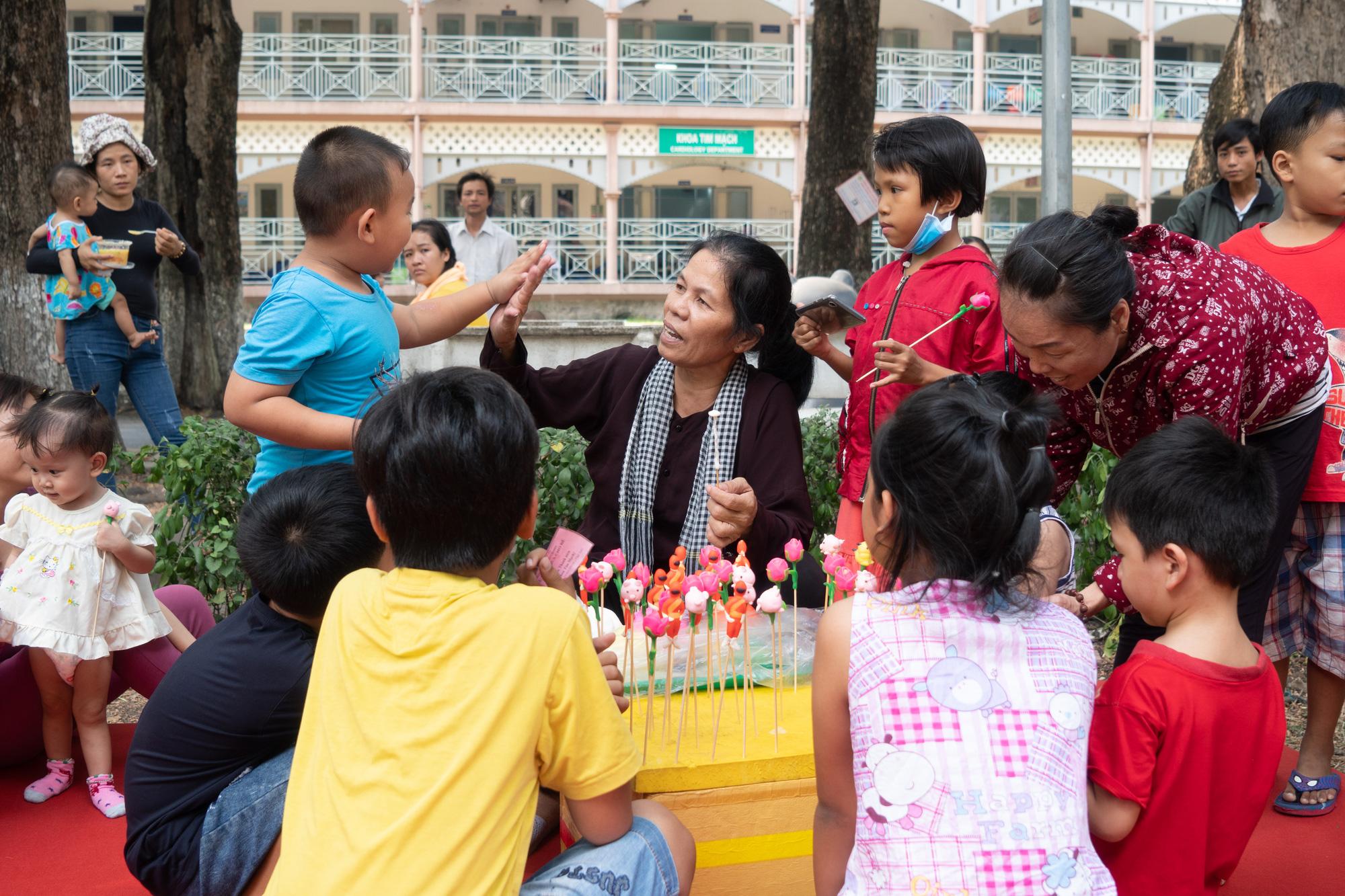 'Ấm bụng đầu năm, Ấm lòng ngày Tết' cùng BAEMIN Việt Nam - Ảnh 4.