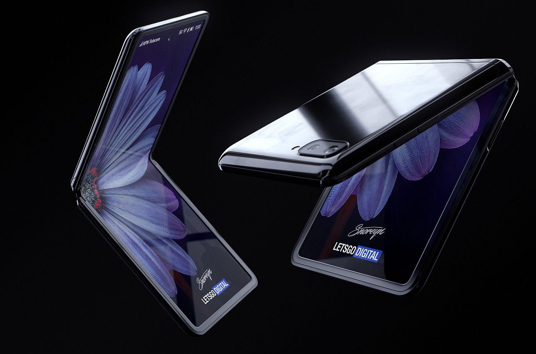 Concept Samsung Galaxy Z Flip bất ngờ xuất hiện sau rò rỉ chuẩn bị ra mắt - Ảnh 7.