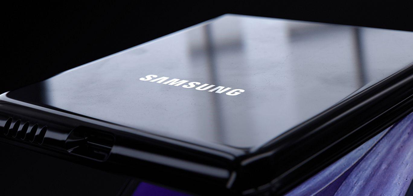 Concept Samsung Galaxy Z Flip bất ngờ xuất hiện sau rò rỉ chuẩn bị ra mắt - Ảnh 5.