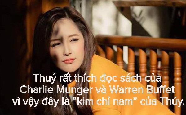 Hoa hậu Mai Phương Thúy và những câu nói 'cực chất' về đầu tư chứng khoán - Ảnh 4.