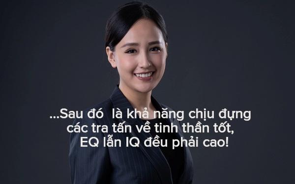 Hoa hậu Mai Phương Thúy và những câu nói 'cực chất' về đầu tư chứng khoán - Ảnh 6.