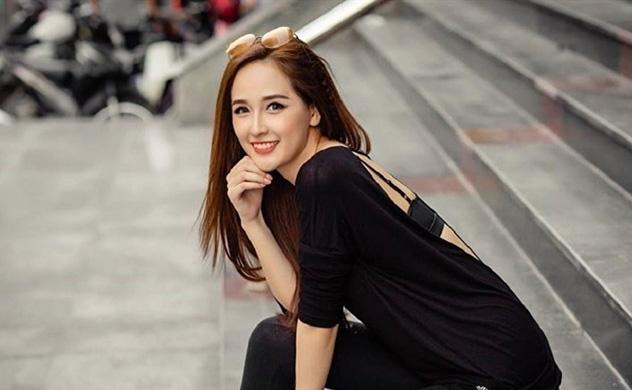 Hoa hậu Mai Phương Thúy và những câu nói 'cực chất' về đầu tư chứng khoán - Ảnh 1.