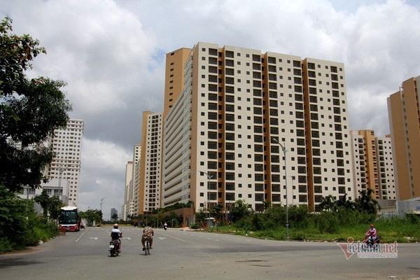 TP HCM hỗ trợ chi phí thuê nhà ở tạm cư - Ảnh 1.