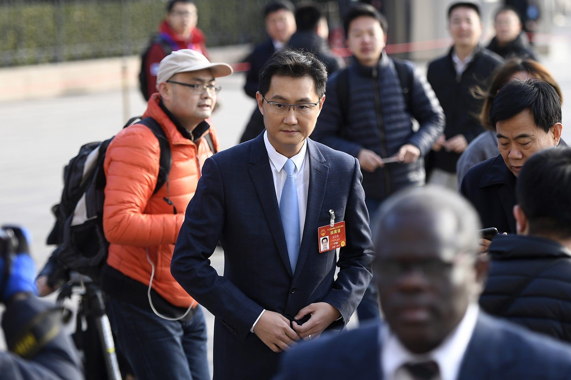 Ông chủ Tencent Ma Huateng: Vị tỉ phú quyền lực kín tiếng của Trung Quốc - Ảnh 4.