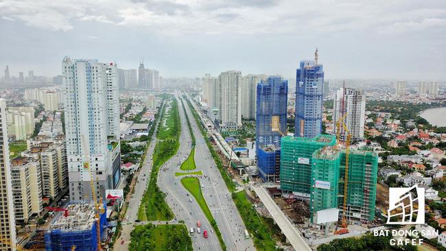 Giá nhà Việt Nam đâu phải siêu đắt, vì sao lao động đô thị mất vài chục năm mới có? - Ảnh 1.