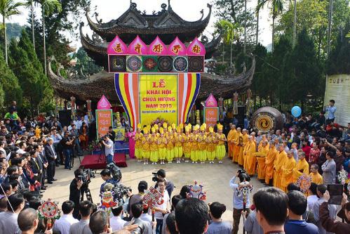 Những điều cần biết khi đi lễ hội chùa Hương - Ảnh 1.