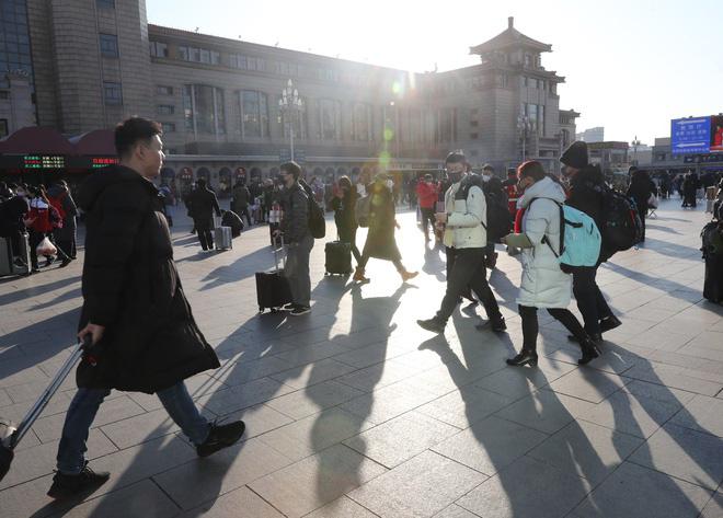 Tử Cấm Thành Trung Quốc tạm dừng đón khách du lịch vì virus corona - Ảnh 3.