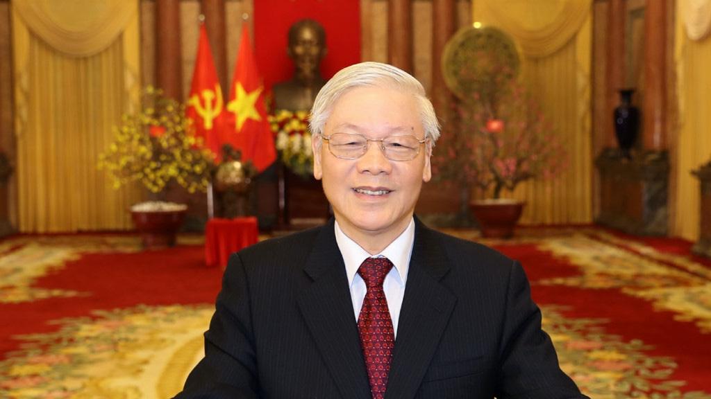 Tổng bí thư, Chủ tịch nước: Tạo đà, động lực phát triển đất nước nhanh, bền vững - Ảnh 1.